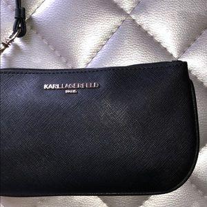 Karl Lagerfeld Paris Wristlet